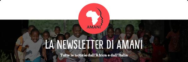 La newsletter di AMANI